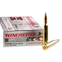WIN. 7mm Rem Mag SUPER X 175 grs X20