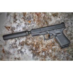 GLOCK 44 Gen5 calibre 22LR - canon fileté - Cat. B1
