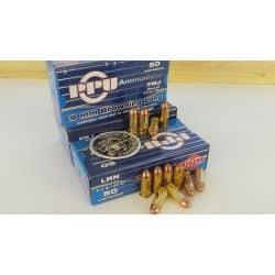 Cartouches 9mm Browning Long  108gr - FMJ - PPU PRVI PARTIZAN - Boite de 50 unités