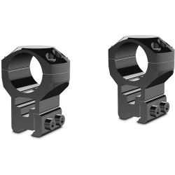 Hawke  Tactical Ring Mounts 9-11mm EXTRA-HIGH