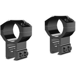 Hawke Tactical Ring Mounts 9-11mm - 30mm EXTRA HIGHT