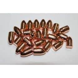 OGIVES FRONTIER 9mm 147grs - 9,5g - RN  RESTRIKE / 750