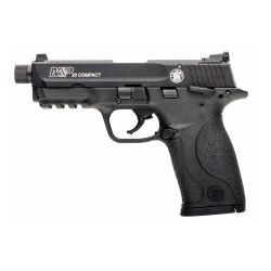 Pistolet S&W M&P22 Compact .22 LR - 3/8x24