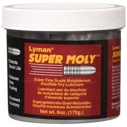 Lyman Moly Grade Dry Lubricant 6 oz 170grs