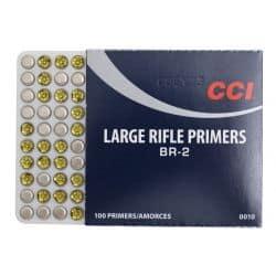 CCI SMALL RIFLE BR-2 - Boite de 1000 unités