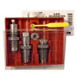 LEE PACESETTER DIE - 3 OUTILS - 7mm08 REMINGTON