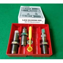 LEE RELOADING DIE - 3 OUTILS - 45-70 GOVERNMENT