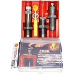 LEE PACESETTER DIE - 3 OUTILS -7,62X39 - RUSSIAN