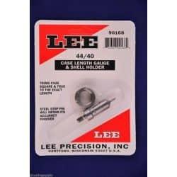 Lee Case Length Gauge & Shell Holder 44/40