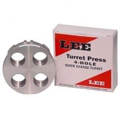 lee turret press 4- hole