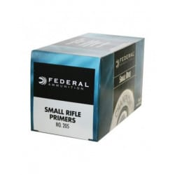 FEDERAL 205 SMALL RIFLE -...
