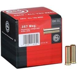 Douilles GECO 357 mag - boite de 100 unités