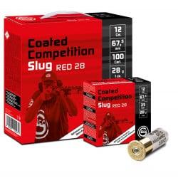 GECO SLUG RED 28g, Boite de 25