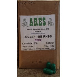OGIVES ARES 38/357 158grs...