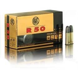 Cartouches RWS R50 Premium Line - Boite de 50 unités