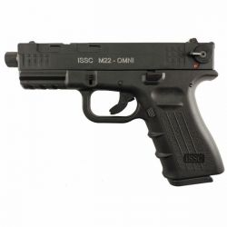 Pistolet ISSC M22 OMNI calibre .22 LR