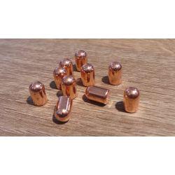 100 Ogives 25ACP calibre 6.35mm 48gr - RN