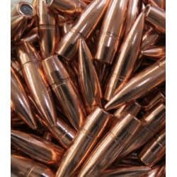 Ogives PPU 8mm .323 198grs FMJBT - sachet de 50 unités
