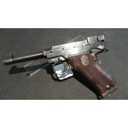 "Pistolet HUSQVARNA M40 LATHI ""Rplt. S 853"""
