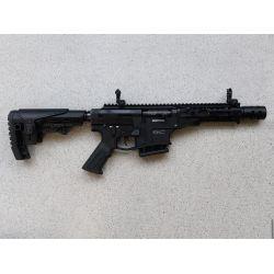 Fusil DERYA ARMS MK 12 Calibre 12/76 Canon de 24 cm - BLACK