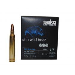 SAKO SHH WILD BOAR 300 Win SP 180grs 236A