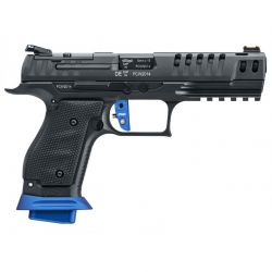 Pistolet WALTHER Q5 Match SF EXPERT Calibre 9X19 - 18 Coups