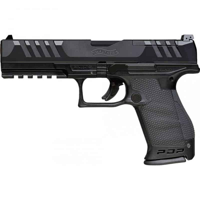 Pistolet WALTHER PDP COMPACT SIZE 5'' Calibre 9X19 - 15 Coups