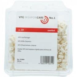 Tampon nettoyage VFG cal. 22 - 500 unités - N°331884