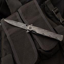 UZI couteau pliant ouverture assistée