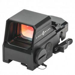 SIGHTMARK Viseur Point Rouge ULTRA SHOT M-SPEC LQD NOIR SM26034
